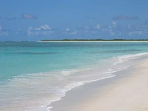 Anegada BVI beach