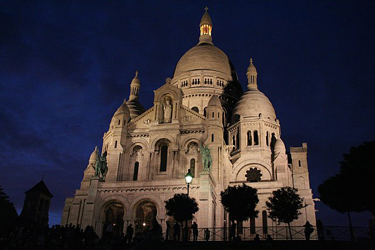 Sacre Coeur, Montmartre, Paris