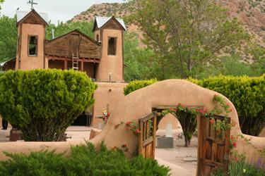 Sanctuario Chimayo, New Mexico