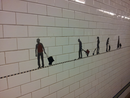 #CarryingOnNYC #PrinceStreetStation