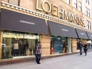 former Loehmann's store
