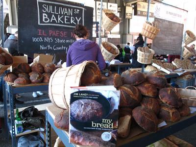 #NewAmsterdamMarket #SullivanStreetBakery