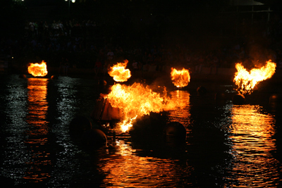 Waterfire: Spectacular In Providence