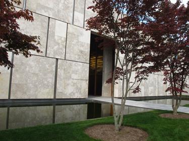 #BarnesFoundation #PhiladelphiaArchitecture