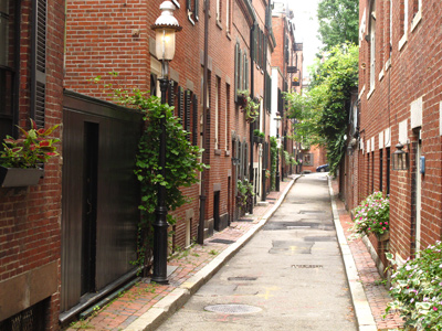 #Boston #BeaconHillAlley