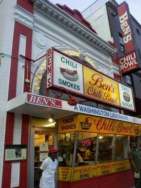 #BensChiliBowl #DCRestaurants