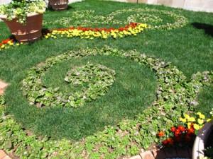 APLD member designed lawn garden