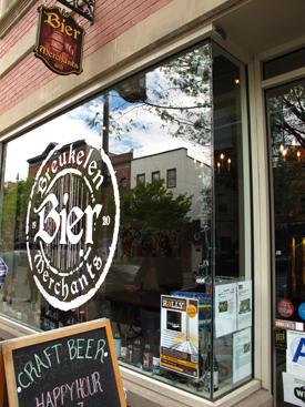 Williamsburg's premier beer bottle shop