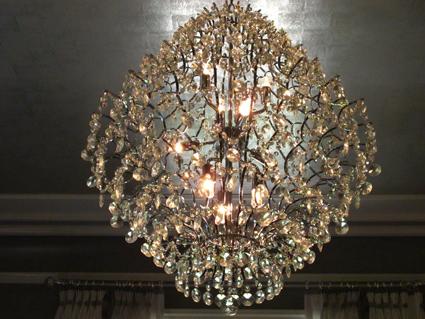 Blairsden chandelier