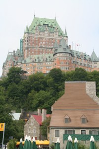#QuebecCity #ChateauFrontenac
