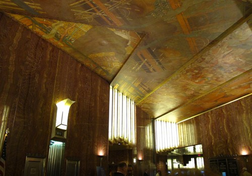 chrysler building lobby tour suitcaseready. Cars Review. Best American Auto & Cars Review