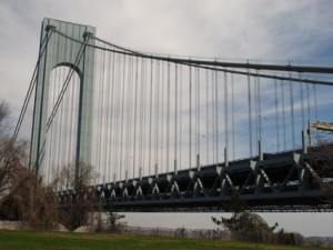Staten Island's Verrazano Bridge