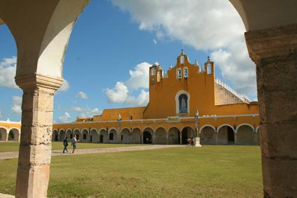 Izamal Convent or Monastery