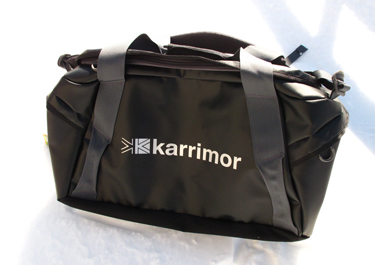 Luggage Review: Karrimor Expedition Duffel 40L