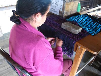 #Andes #Weavers #Ecuador #TallerdeMacana
