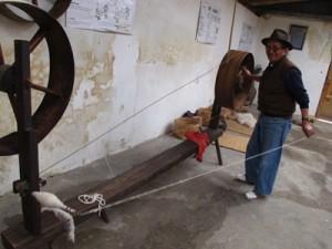 #Otavalo #Ecuador Weaving Museum