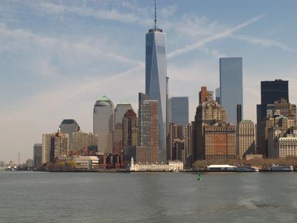 #ManhattanSkyline