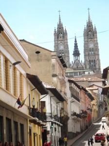 #Quito #Ecuador street scene