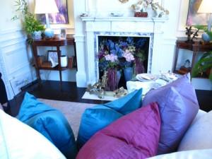 Blairsden decorator show house room