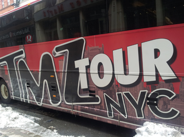 NYC's TMZ Tour – Booking Essential
