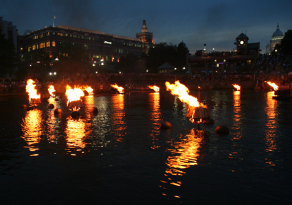 #WaterfireMarriottview