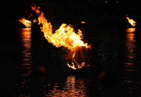#WaterFire #ProvidenceArt