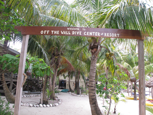 Off the Wall, Glover's Atoll