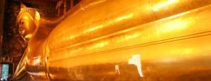 Reclining Buddha, Wat Po, Bangkok