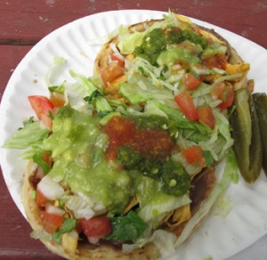 Mexican Street food in NYC