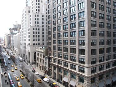 #HotelGiraffeBalcony #NYCView