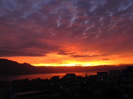 #SanPedroSunrise #LakeAtitlan
