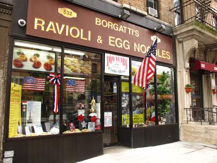 Borgatti's Bronx, NYC