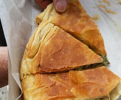 Flaky Burek pastry