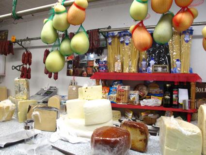 Arthur Avenue, Bronx cheese store