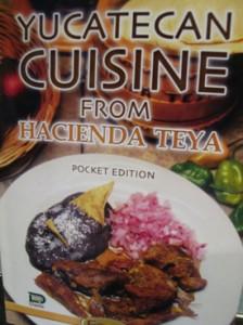 Mexican Yucatan food