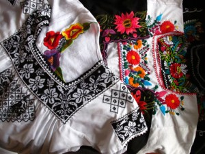 Mexican Embroidered Shirts