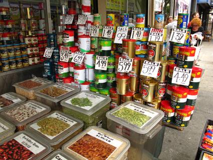 Arthur Avenue Imported Food emporium