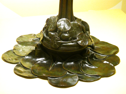 Lily Pad Lamp base