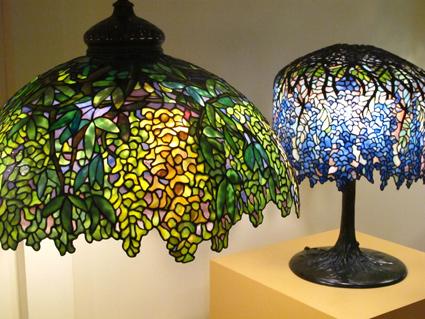 Art Nouveau Tiffany Lamps