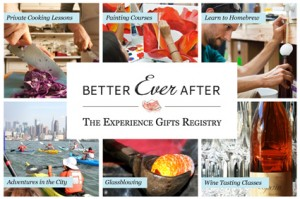 Better Ever After NYC Bridal registry