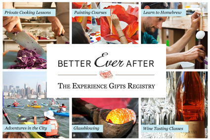 Better Ever After – Giving the Gift of Travel