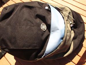 Crumpler Discontinued laptop/camera bag