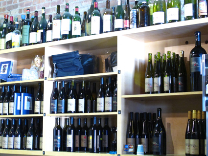 Red Hook Winery wine offerings