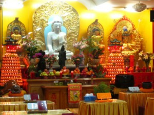 Buddhist Temple, Lower East Side, NYC