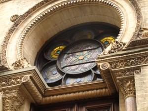 Eldridge Street Synagogue, Lower East Side, NYC