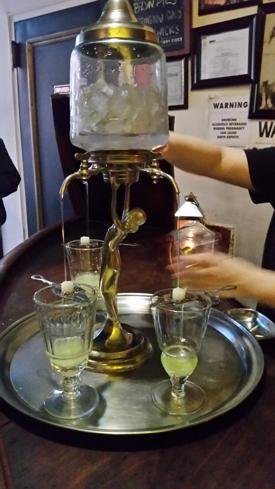 Urban Adventures Craft Cocktail tour stop NYC