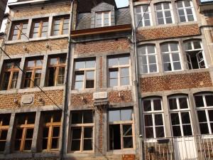 Namur's 18th Century old city