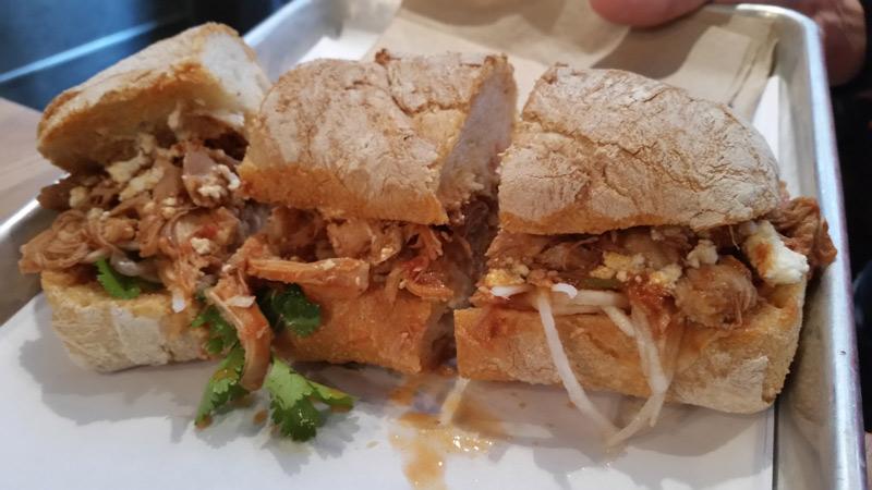 Untamed Sandwiches' General Zapata