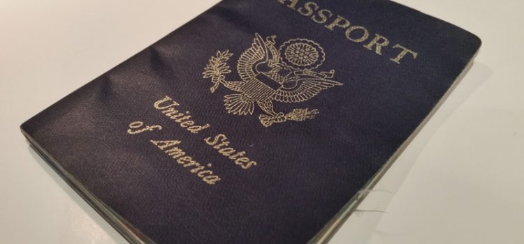 Time to Renew Your Passport?
