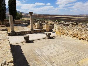 Volubilis, Morocco Roman ruins